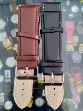 Tali kulit jam tangan halus