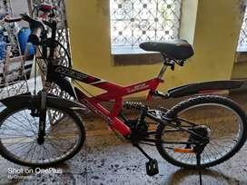 Hero 16 gears  cycle