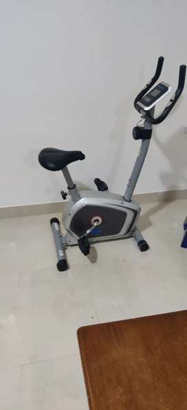 Wellcare magnetic bike (gym cycle) price 5 k