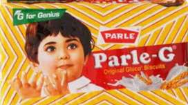 Parle g biscuit company packaging post worker job vacancy