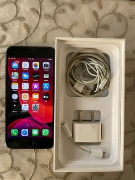 7 plus 32 GB, Black