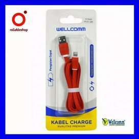 Wellcomm Original Kabel Data IPhone-5 120cm