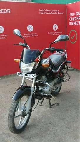 Good Condition Bajaj Ct100 Std with Warranty |  1342 Jaipur