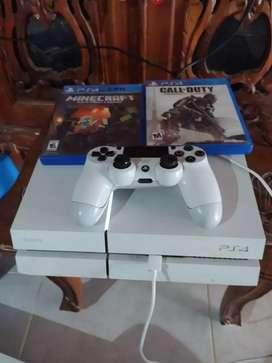 PS 4 500GB Tangan Pertama