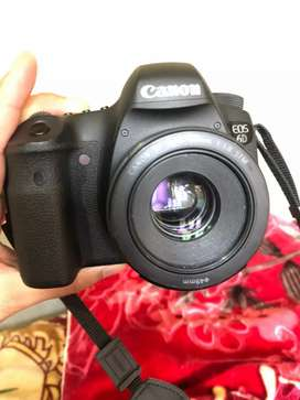 I sell my canon 6d camera only 2 months used.