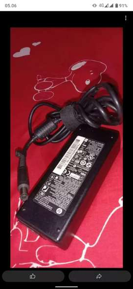 Charger laptop HP