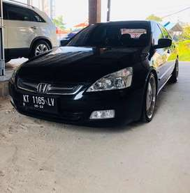 Honda Accord VTi black tahun 2007 Manual