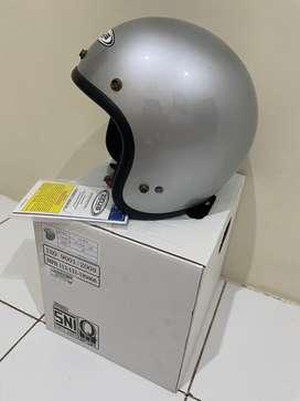 Helm Zeus New gak jadi pakai size M