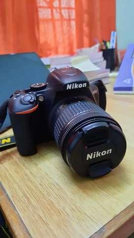 Nikon D3500 24.2 MP DSLR