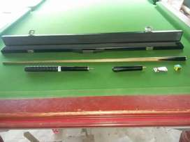 A snooker stick for sale