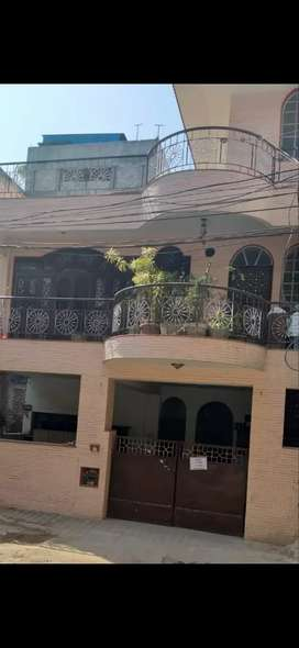 2bhk semifurinished house for rent