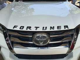 Hood Emblem Fortuner 2020 Black Edition