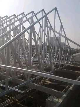 Tukang baja ringan spesialis rangka atap baja ringan
