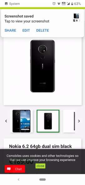 Nokia 6.2 urgent selling