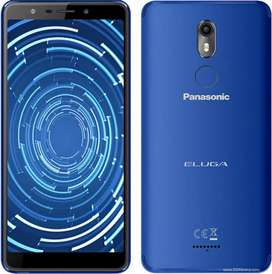 Panasonic eluga ray 530 with free Spiderman mobile cover