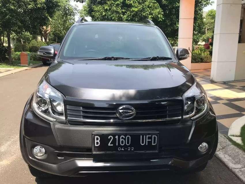 Daihatsu Terios R Manual Tahun 2017 Tangan 1 bisa tt Rush/Avanza/Xenia 0