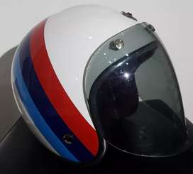 Helm RUBY Open Face BMW Spandau Size XL