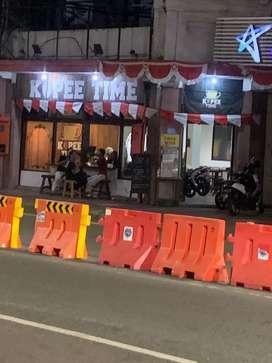 Warkop Kedai Kopi Coffee Shop Resto Lokasi Sangat Strategis