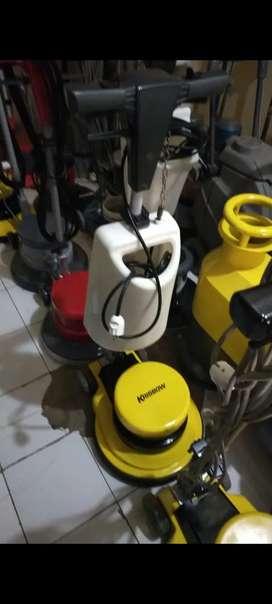 Mesin polisher merk krisbow