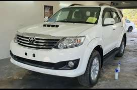 Toyota Fortuner 2014 Diesel Very Well Maintained