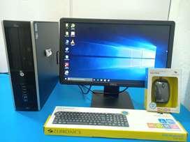 FullSet :- i5 Pro Hp Branded Desktop -1yr Warranty