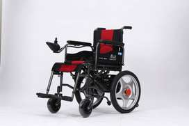 Foldable Brand New Electric wheelchair