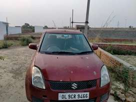 Swift car with alloy wheels and 4 power window
