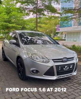Ford Focus 1.6 AT 2012
