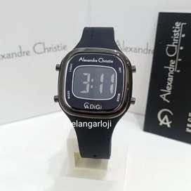 Jam Tangan Alexandre Christie AC 9336 Black