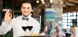 Waiter needed for restaurant