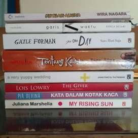 Kumpulan novel preloved