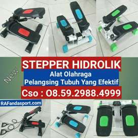 Alat Olahraga New STEPPER HIDROLIK