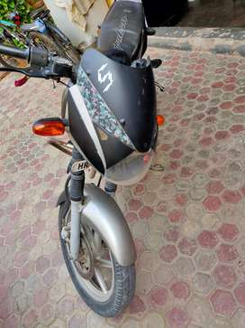 Pulsar 150 fully modified