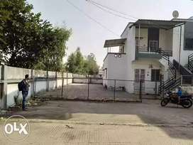 Two plot house sell in cheaper Rate. Golden park near palej station.