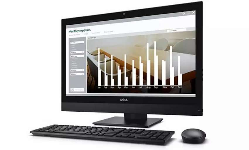 Dell all In one 7440 core i3 6th generation 0