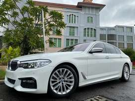 BMW 530i Luxury 2018 Model G30 White Wrnty5Thn #AUTOHIGH #BEST PRICE