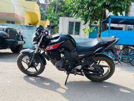 Yamaha fz 2016 model single owner excellent condition