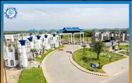 14 Marla Residential Plot Available for Sale in Blue World City.
