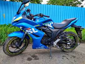 Suzuki Gixxer SF bike for sale