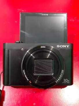 Kamera SONY CYBER SHOT DSC WX500 (30x OPTICAL ZOOM!)