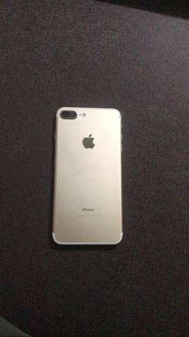 Iphone 7 plus gold 32gb.