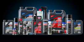 Liqui moly motor oil and additives now available at Hyderabad