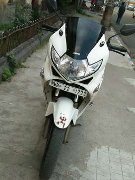 Hero honda karizma ZMR (race edition)