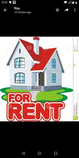 2BHK house for rent in trichy