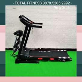 Treadmill Elektrik Fitur Lengkap Murah Bisa COD