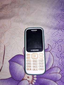 Samsung mobile with charger