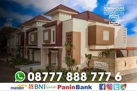 Jual Rumah 2 lantai Bergaya Bali di Kota Bogor