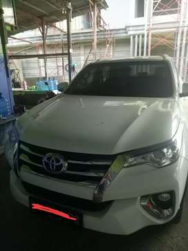 Fortuner G Manual Diesel Luxury