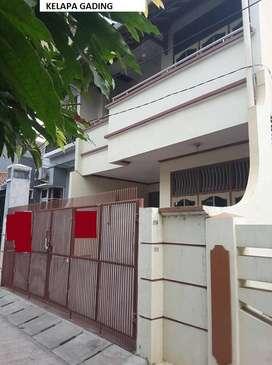 Rumah Kelapa Gading BCS 6x15m 2lantai (Selatan) CAKEPPP