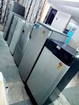 180 liters fridge with 3 months warranty, home delivery available